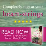 Image for the Tweet beginning: Only 99p/99c!! The Heart Goes