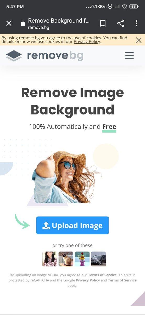 Unsangkarable On Twitter Kalau Malas Nak Install Picsart Malas Nak Crop Gambar Boleh Guna Background Remover Https T Co W4na6nwgmg 1 Upload Gambar Korang 2 Tekan Button Edit 3 Tekan Select Photo Kat