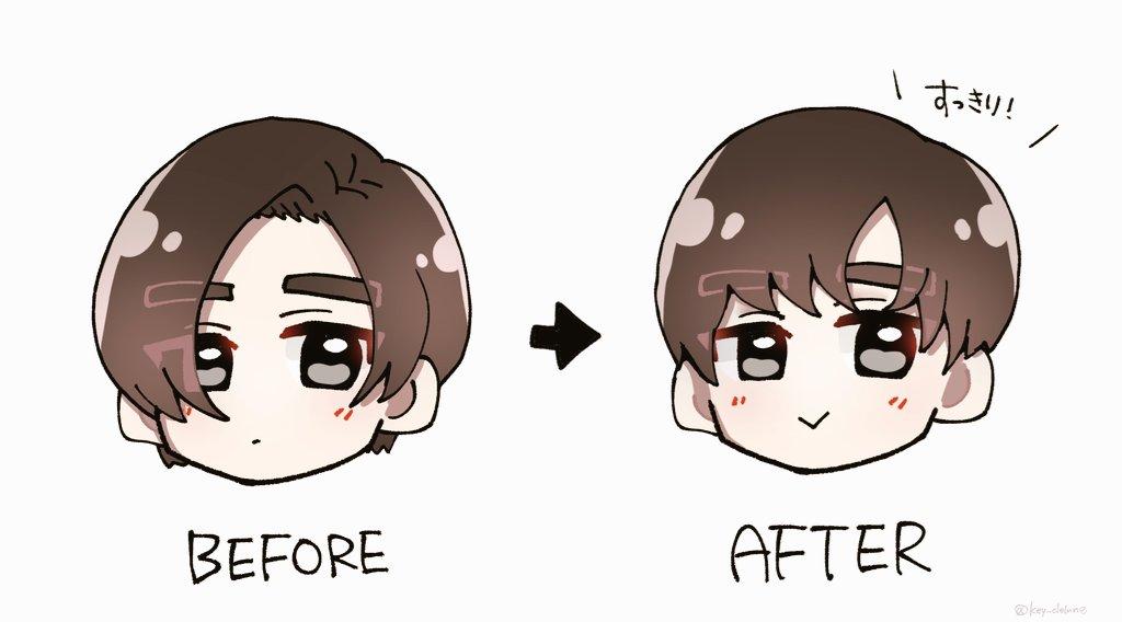蓮 短髪 目黒