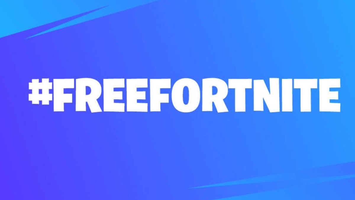 RT. If Not For You, If Not For Me, Then For All of Those Out There Playing Fortnite On An IOS. #freefortnite #FreeFortniteJoin