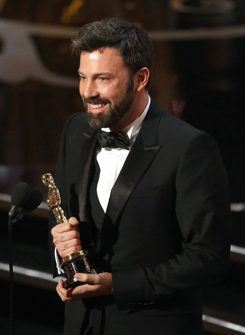 Happy 48th Birthday to Ben Affleck, great director, actor and writer