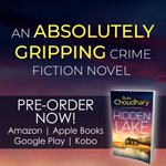 Image for the Tweet beginning: PRE ORDER NOW! HIDDEN LAKE: