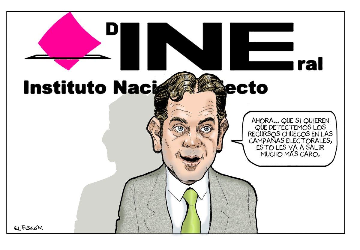 """Rafael Barajas on Twitter: """"El INE (antes IFE) es el instituto electoral  más caro del mundo y no garantiza elecciones limpias y confiables. El IFE  no detectó los 100 millones de Odebrecht"""