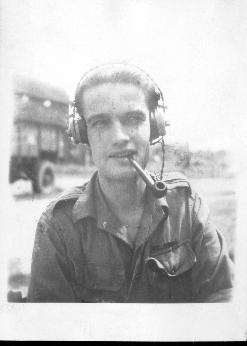 Remembering my dad on VJ day. It would be another year before he finally got home #thegreatestgeneration