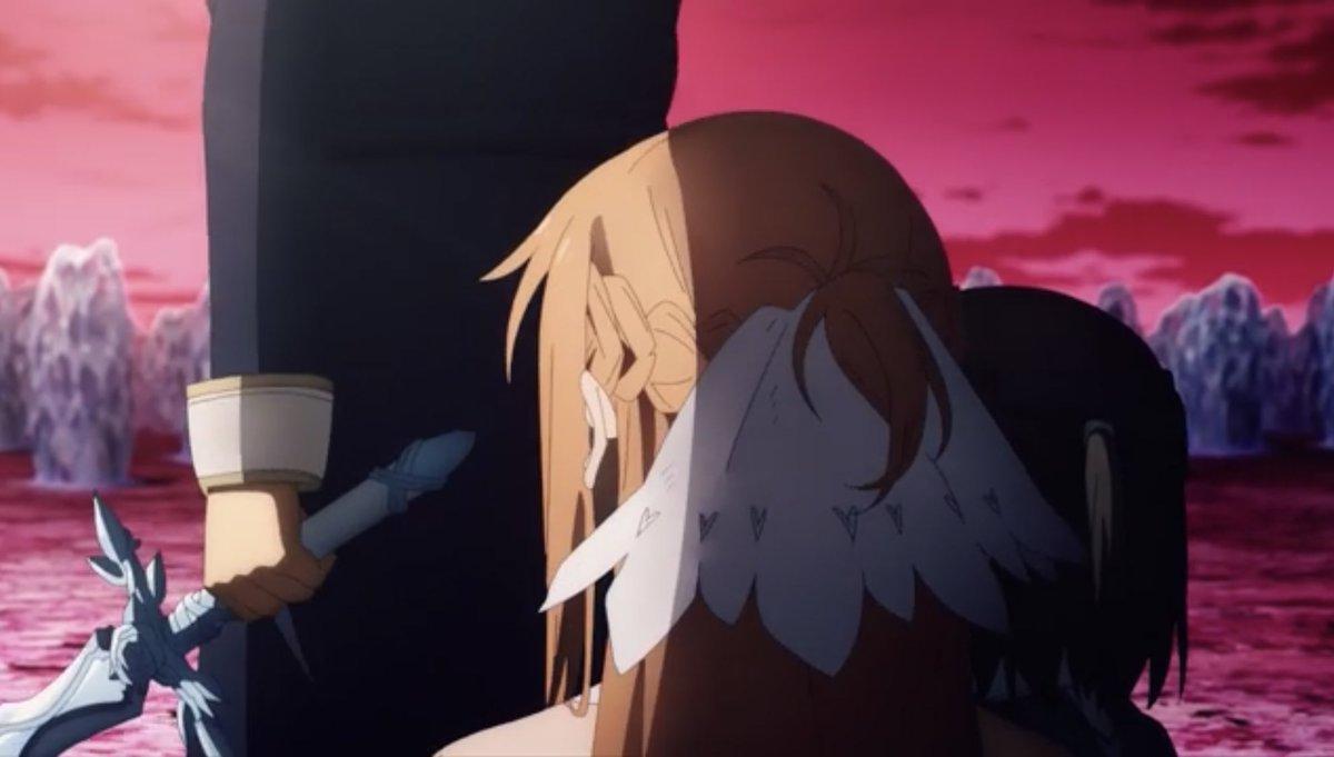 アリシ キリト復活 ソードアートオンライン ゼーション