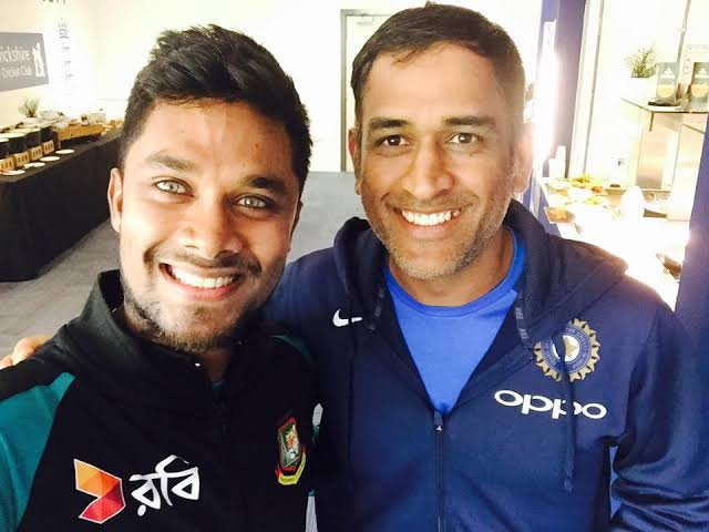 A true legend of the game. Learned so many things from you mahi bhai. Thanks for everything. 🙏🙏 https://t.co/khgJPJgAuT
