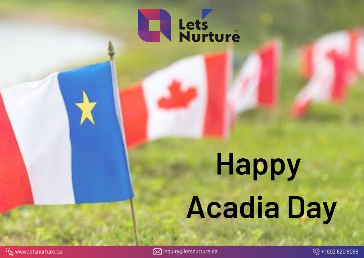 Happy Acadia Day to fellow Acadians :) #acadiaday #acadiaday2020 #canada #atlanticcanada #15thaugust