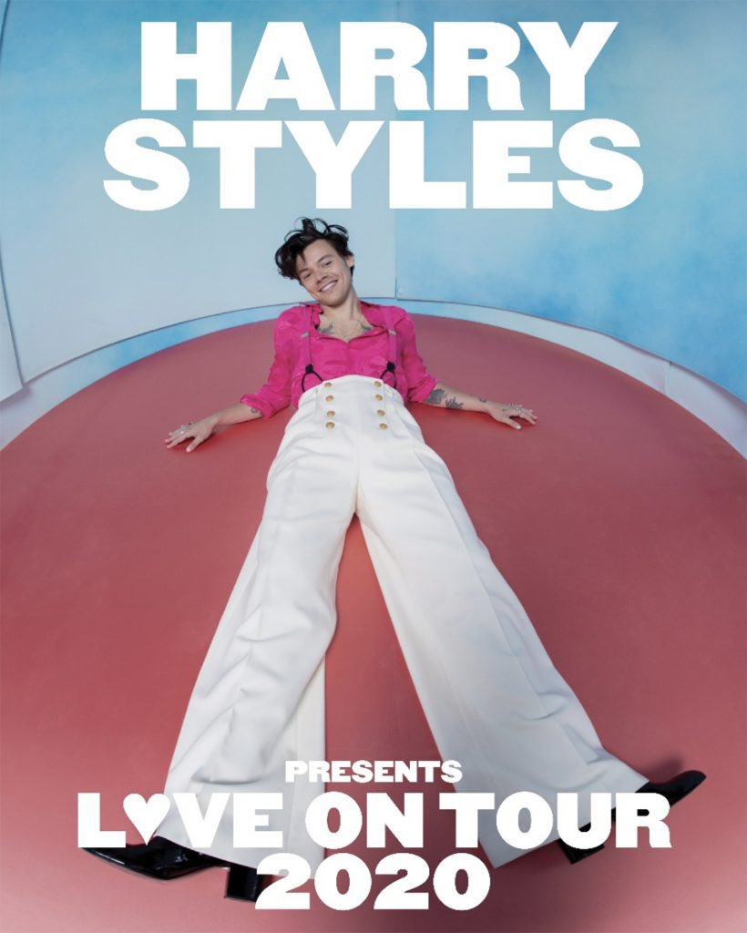 Giving away THREE TICKETS to any Harry Styles show and 1 TPWK Hoodie to someone who retweets this within the next 72 hours! - Retweet and like this tweet - Follow me & @jam100k Tickets & Hoodie Ship Internationally
