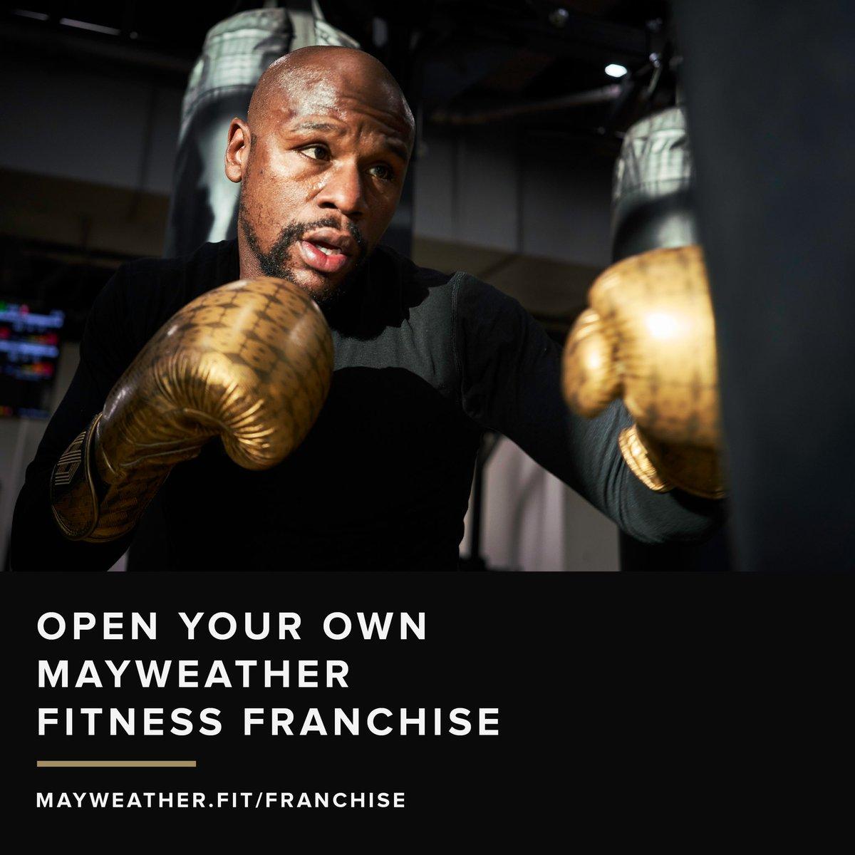 Floyd Mayweather @FloydMayweather