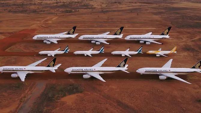 News Burst 16 Agosto 2020 Singapore Airlines