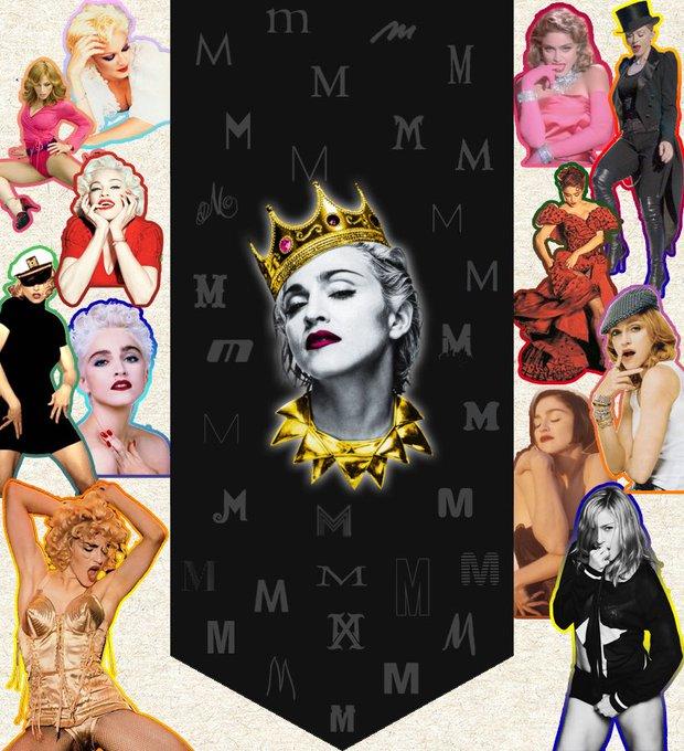 HOJE É ANIVERSÁRIO DA RAINHA, DEUSA ABSOLUTA DO POP!!! Happy Birthday, I Love You.