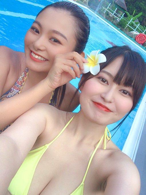 グラビアアイドル未梨一花のTwitter自撮りエロ画像18