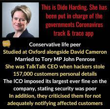 Dido Harding Explained