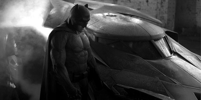 Zack Snyder Wishes His Batman a Happy Birthday With the Batmobile