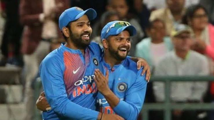Bit shocking but I guess you feel it when you feel it. Good career bro, have a great retirement, still remember the time when we came into the squad 😁 best wishes moving forward @ImRaina https://t.co/63nmPkuiMM