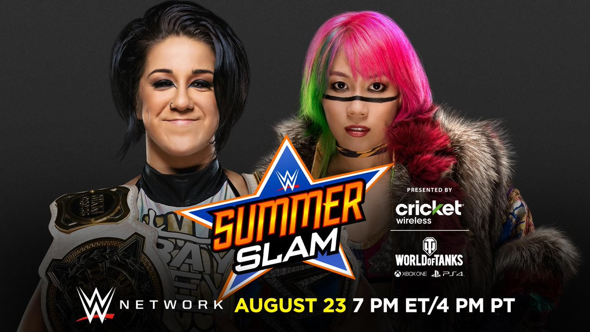 Summerslam 2020: WWE To Have Interesting End To A Title Match 1