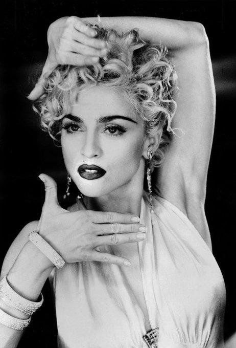 ¡Happy birthday Madonna! Indiscutible reina del pop.