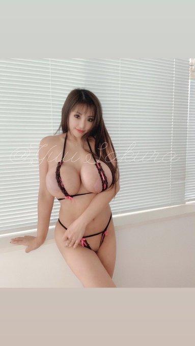 AV女優さくら悠のTwitter自撮りエロ画像9