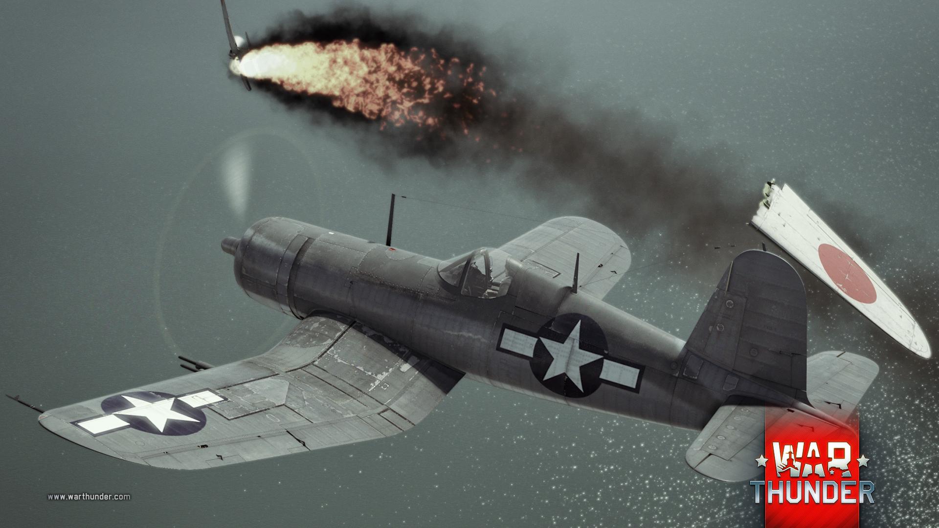 F4u War Thunder
