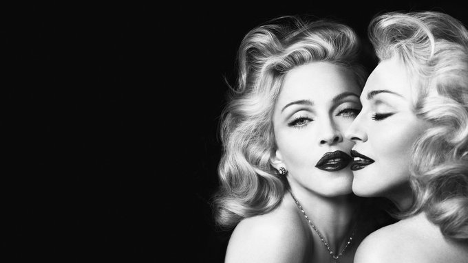 HAPPY 62nd BIRTHDAY MADONNA!