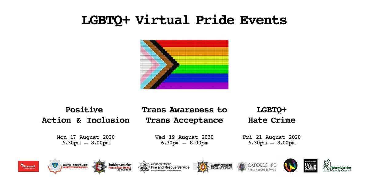 Sign up for the next 2 on Eventbrite! orlo.uk/virtual_pride_…