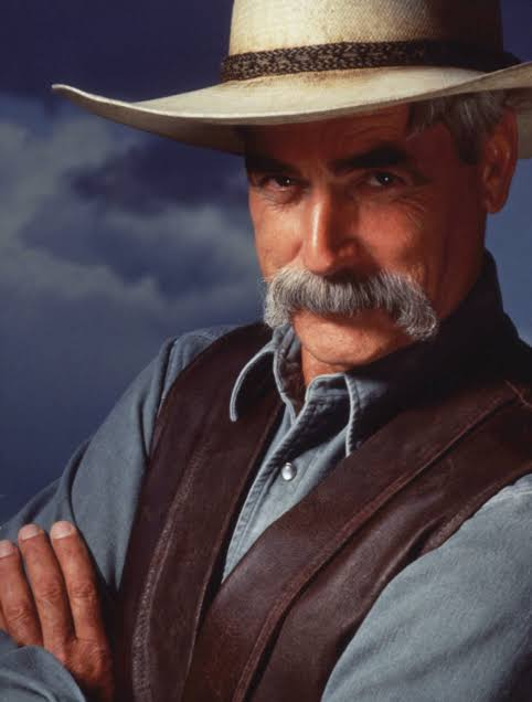 HAPPY BELATED BIRTHDAY WISHES Sam Elliott - 76 Years old (Born: Aug 9, 1944)