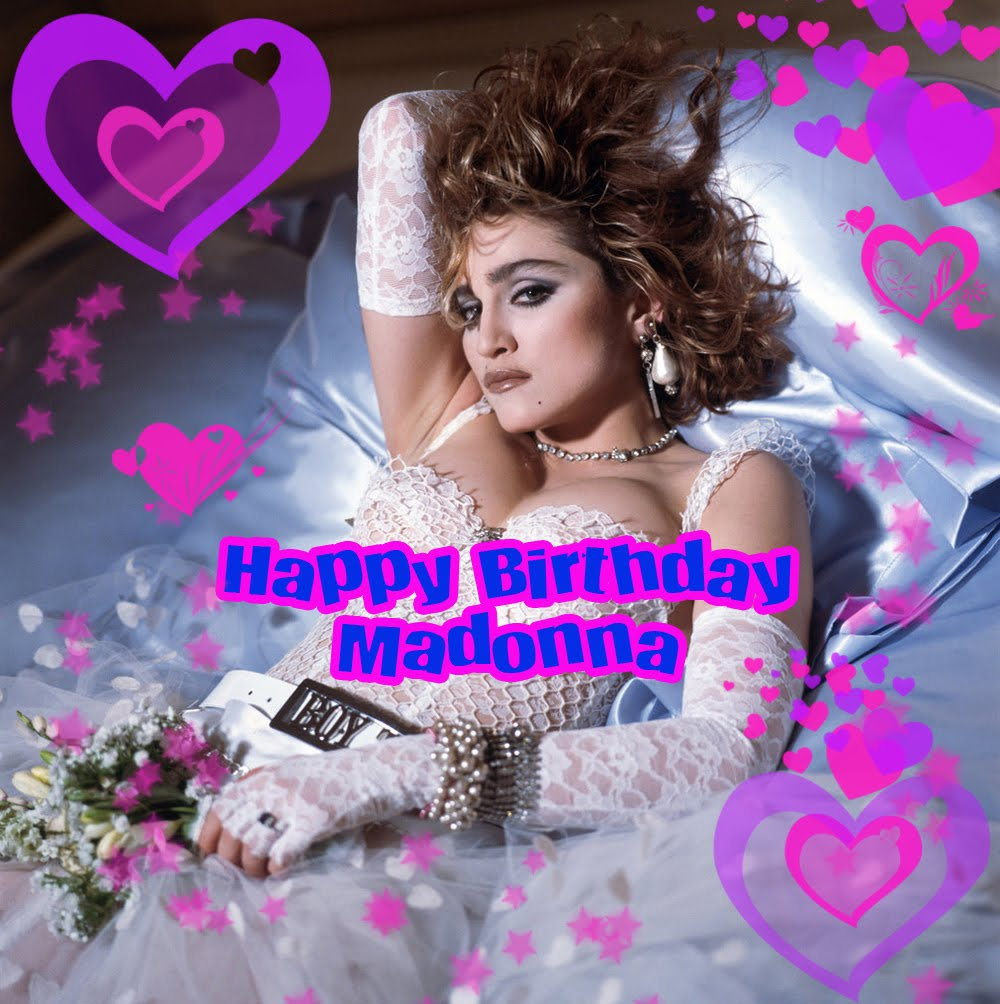 Happy Birthday, Madonna