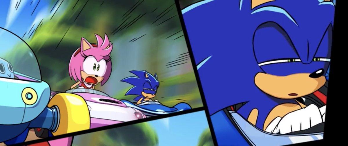 Jojo On Twitter Sonic Is Blind