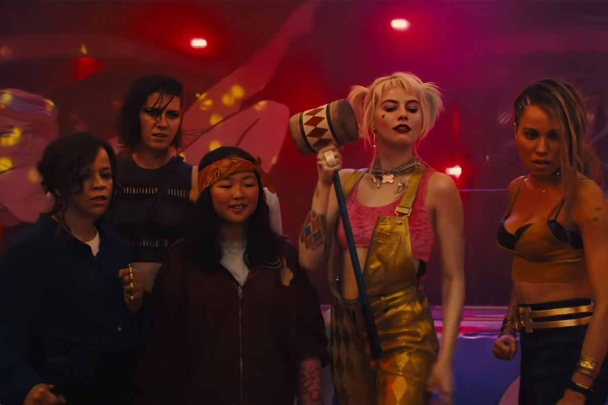 Birds Of Prey On Twitter Group Shots Birds Of Prey Is Now Streaming On Hbo Hbo Max