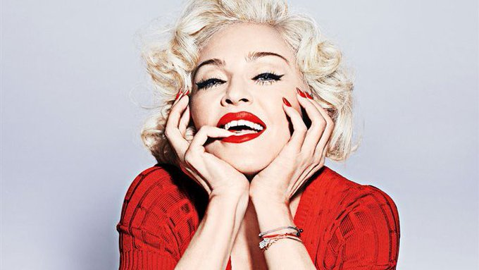 Happy Birthday Madonna