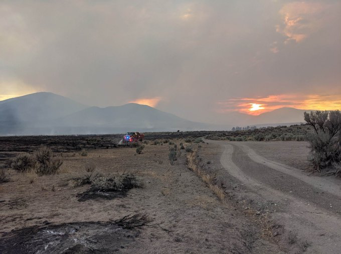Nevada Nw Fire Blog
