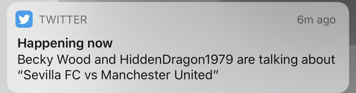 @shadylady222 @TheManofManc Well if you need proof I just got this notification! 😂