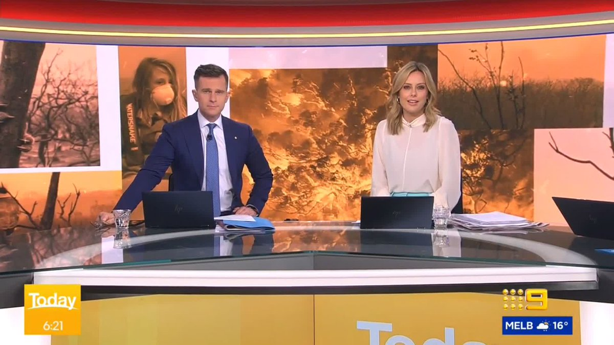 Should RFS Volunteers be paid for fighting mega-fires like the Australian Black Summer? #9Today