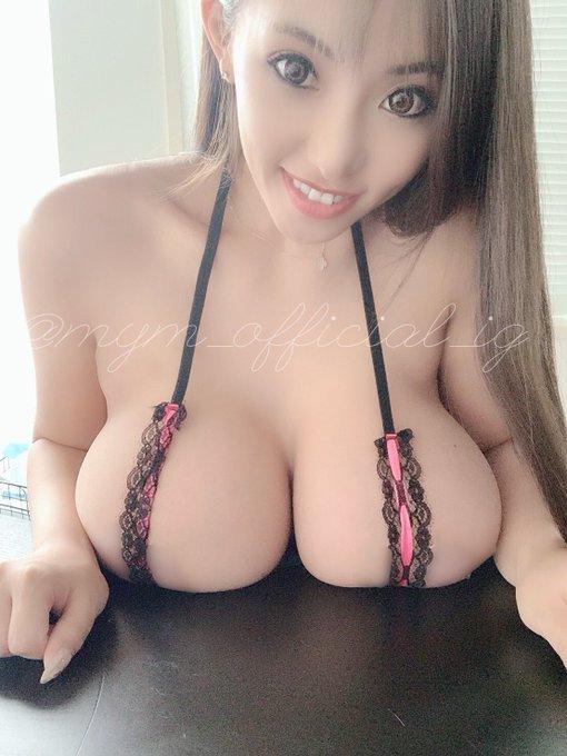 AV女優さくら悠のTwitter自撮りエロ画像4