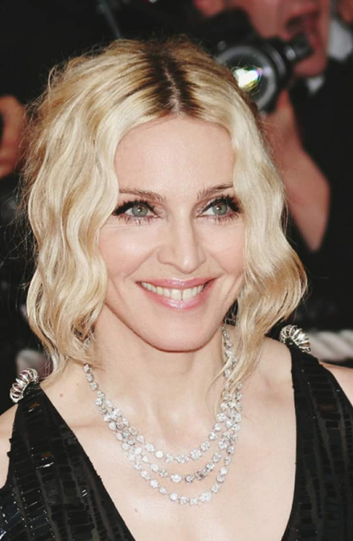 Happy birthday my Queen... MADONNA