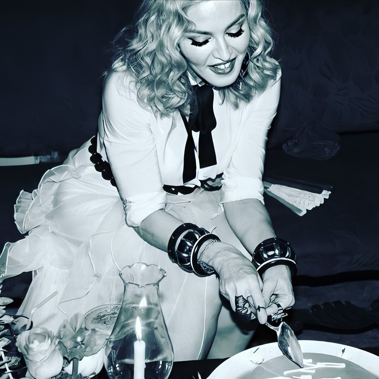 HAPPY BIRTHDAY QUEEN MADONNA! WE LOVE YOU!