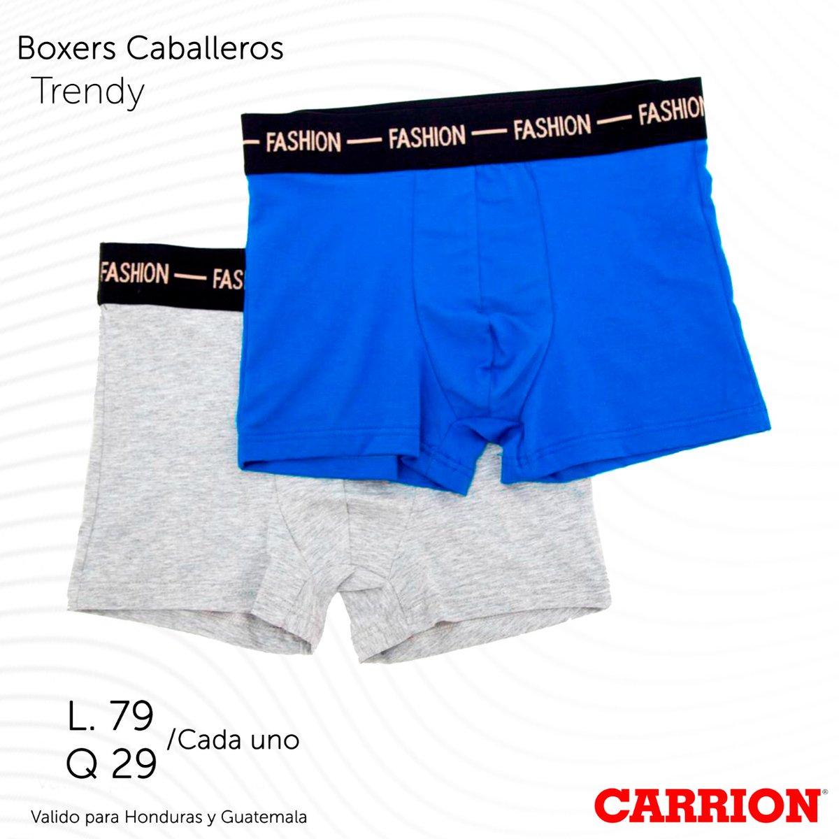Boxers pierna corta para caballeros #tiendascarrion https://t.co/Wb5xrhDGg8