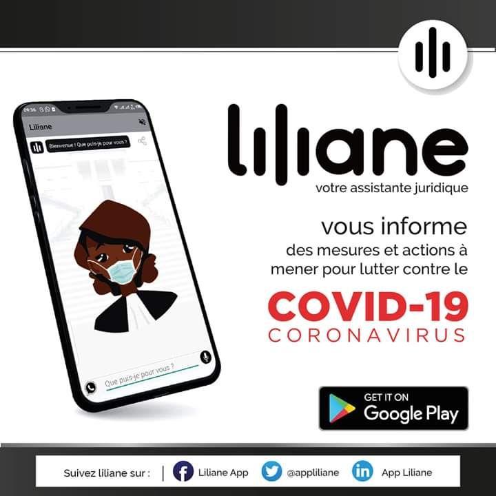 En cette année de challenges, si vous vous demandez comment riposter légalement contre la #Covid19 au Bénin, #Liliane peut vous aider. https://t.co/XjgYjPAPbT
