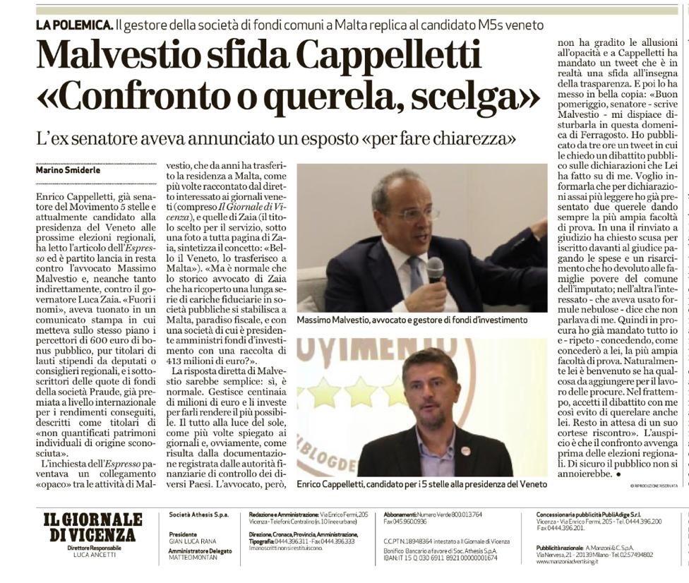 @LirioAbbate @espressonline La risposta di @MMalvestio al senatore Cappelletti. Un dibattito sarebbe veramente interessante.