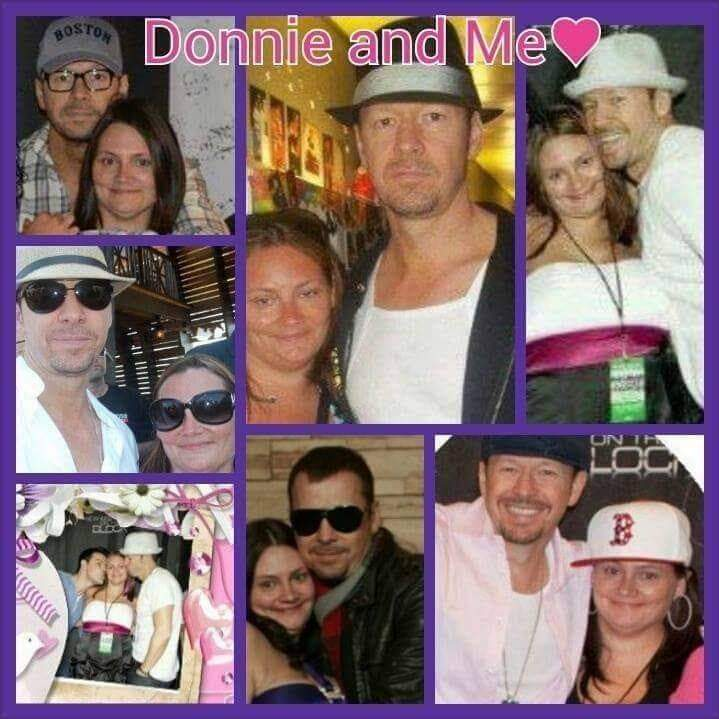 Happy Birthday @DonnieWahlberg 💜
