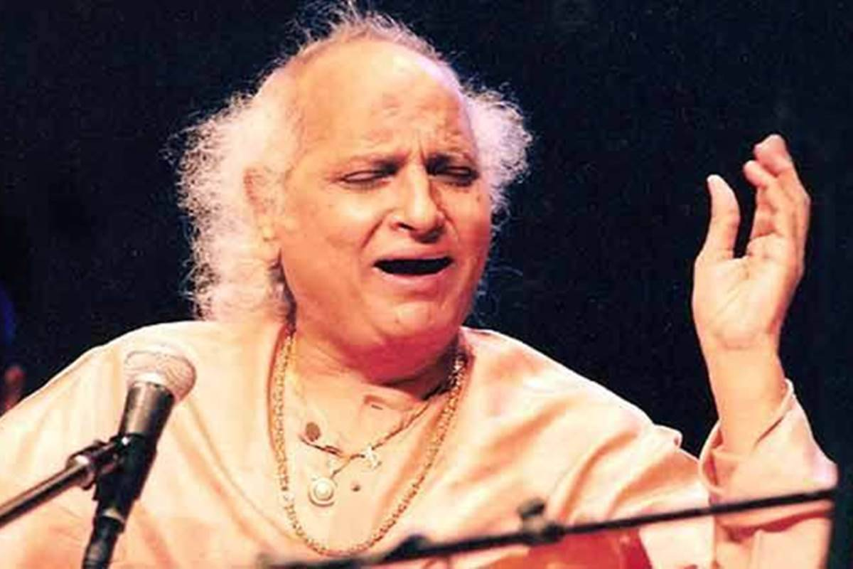 Indian Classical Vocalist Pandit Jasraj passes away