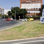 Image for the Tweet beginning: Huelva saluda a los visitantes