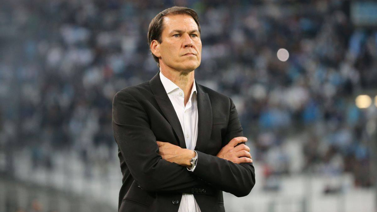 No Offers yet for Dembele andAouar, claims Rudi Garcia