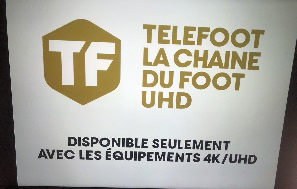 Chaine Telefoot Via Sfr