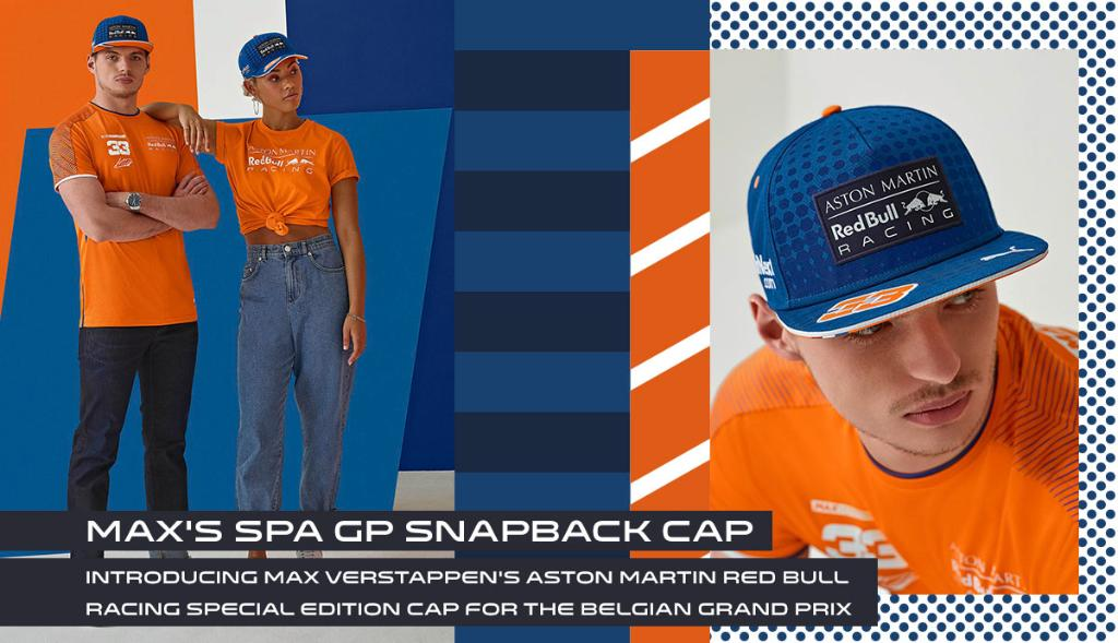 Red Bull Shop On Twitter Next Stop Spa Show Your Pride In Max33verstappen With The Special Edition Spa Gp Cap Available Now Https T Co Ynfpkrcl7b Redbullracing Chargeon Belgiangp Https T Co Fulbiyrln9