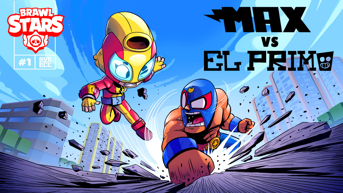 47 best pictures brawl stars el primo is here  brawl