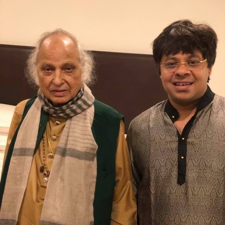 Another legend's life, an era comes to an end. But his Music will live on for ever!  Rest in peace Guruji Pandit Jasraj ji. Thank you for everything. Pranams 🙏  #panditjasraj https://t.co/7rK8QOo9sJ