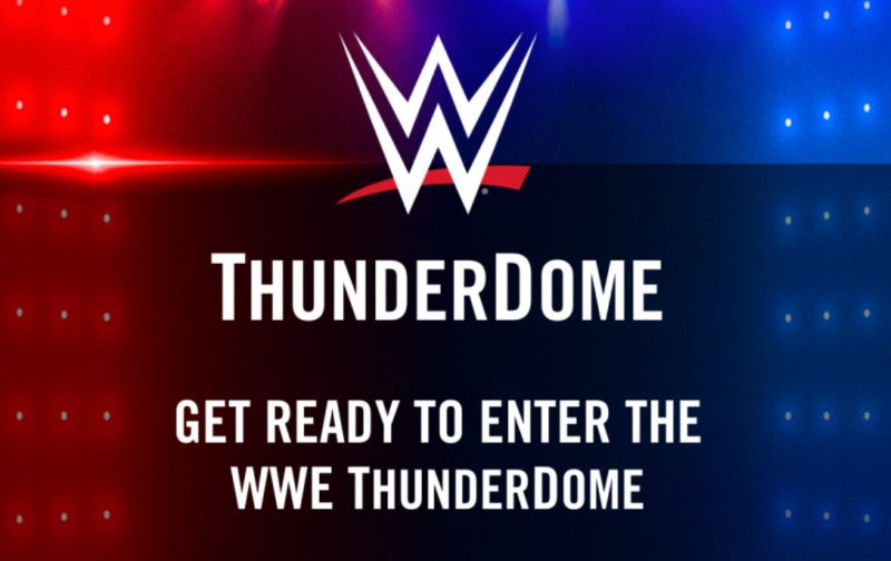 WWE ThunderDome Construction Photos, News On When Crews Will Be Finished At The Amway Center