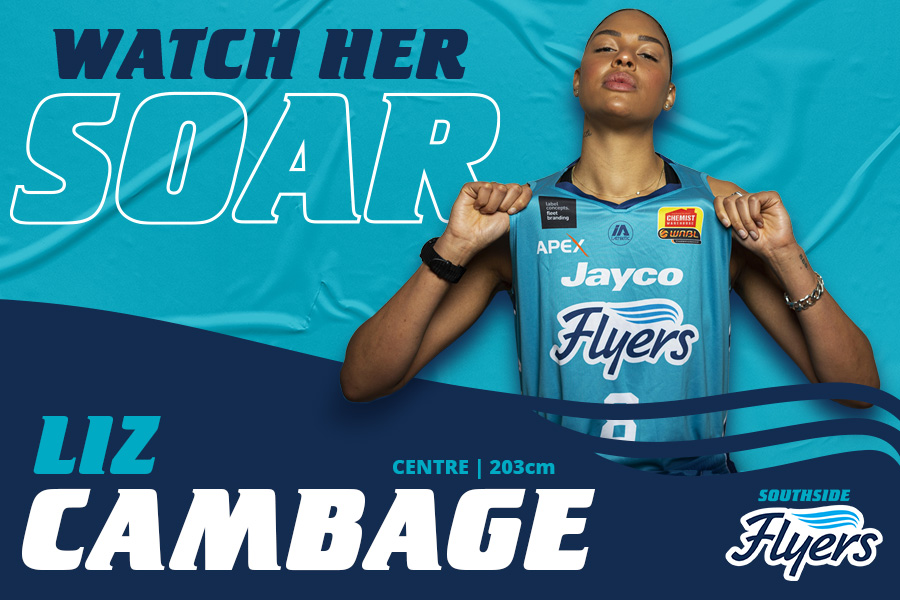 🚨🐦HUGE NEWS: Liz Cambage is making her return to Dandenong Stadium this season, signing with your Southside Flyers for #WNBL21!  Read more here: https://t.co/aRfOyar2NE  #WatchHerSoar #LizIsBack #SoarWithUs #WNBL21 https://t.co/i1U20A0Jlt