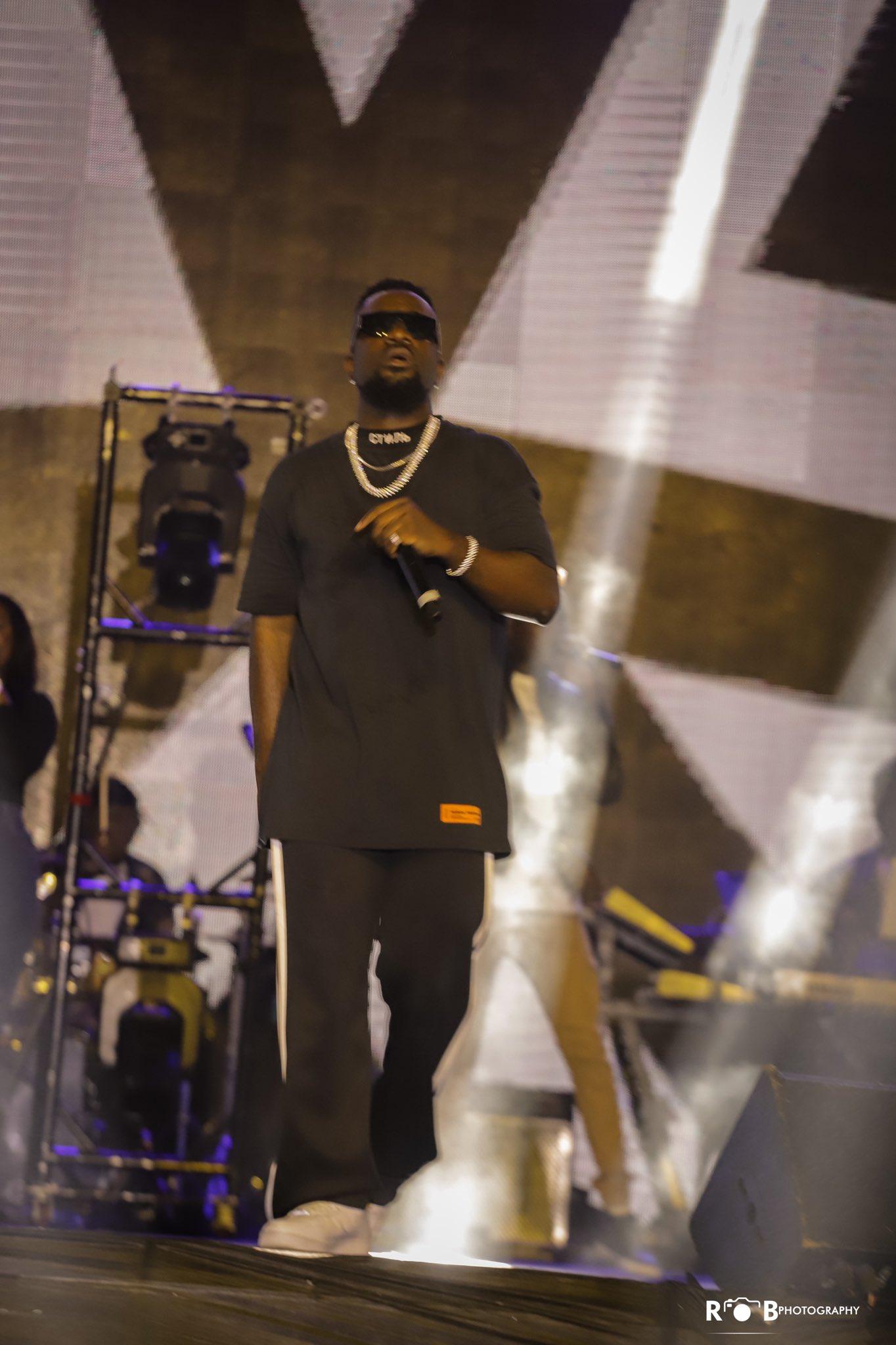 Black Love Virtual Concert, dawuroGH